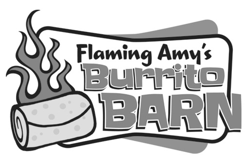 Flaming Amy's | Carolina Beach logo