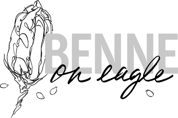 Benne on Eagle logo